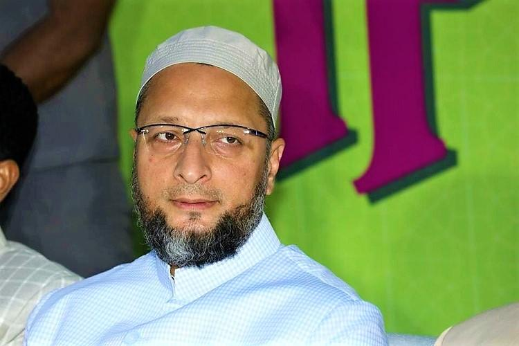 """I condemn what happened in Kashmir with all truthfulness and it is Pakistan which is to be blamed for the terrorist attack: Asaduddin Owaisi"