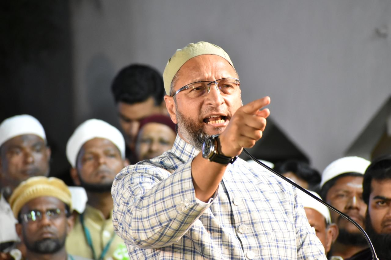 Asaduddin Owaisi hints at launching