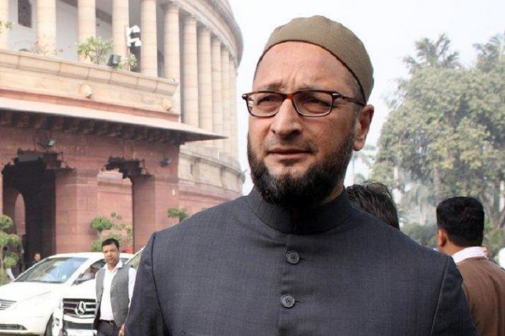 "Asaduddin Owaisi tweets, ""Modi has used a simple G.O to permit our national agencies to snoop on our communications"