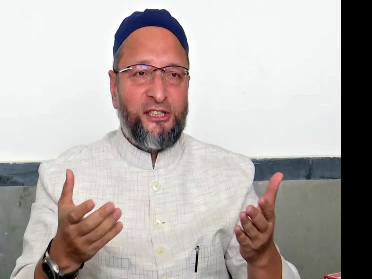 Asaduddin Owaisi says AIMIM is entering into alliances with the parties working for the Dalits and minorities in those states