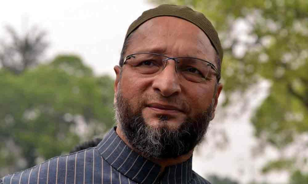 Asaduddin Owaisi slams PM Modi and BJP for fielding Sadhvi Pragya Singh Thakur as LS candidate from Bhopal