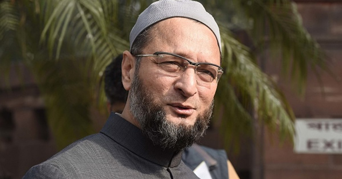 Asaduddin Owaisi says Ambedkar given Bharat Ratna out of compulsion, not by heart