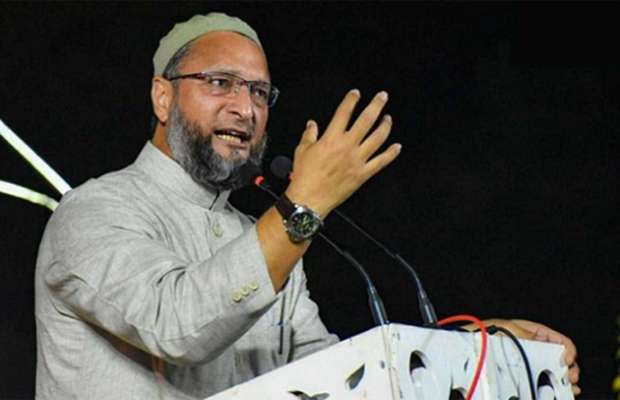 Asaduddin Owaisi says TRS,BJP and Congress were not happy with the MIM because our party spreading its wings and getting a strong foothold in other areas