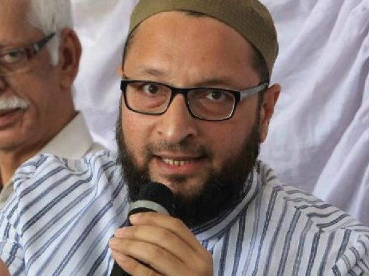 Owaisi attacks Centre over China