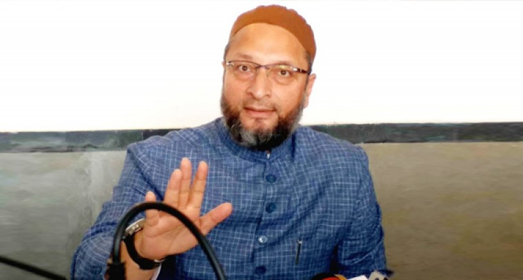 Asaduddin Owaisi hits out at Centre