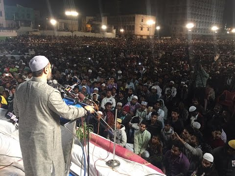 Owaisi thanks people for electing seven candidates of MIM party