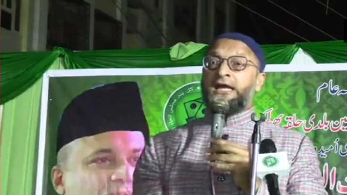 Owaisi says the poor and middle-class sections were badly hit by policies adopted by the Modi government