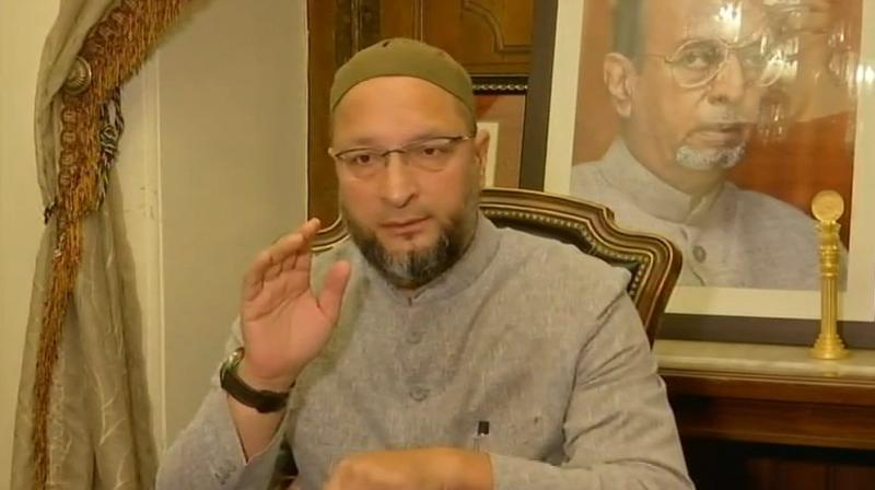 Asaduddin Owaisi dares Centre on Ordinance on the construction of Ram Temple