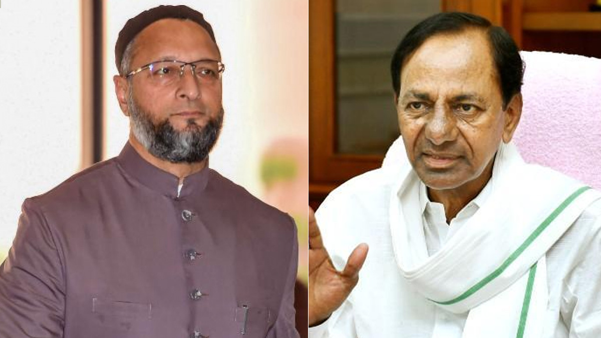 No alliance with TRS now: Asaduddin Owaisi