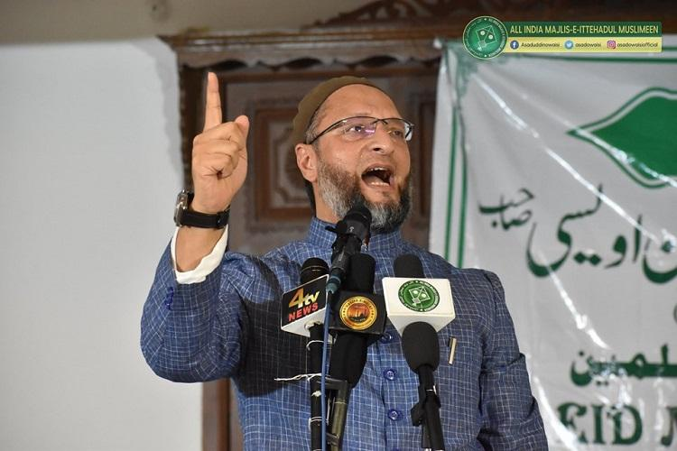 Modi govt is trying to change the demography of Kashmir: Owaisi