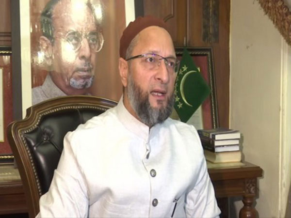 Go back and control violence in Delhi: Asaduddin Owaisi hits back MoS Kishan Reddy