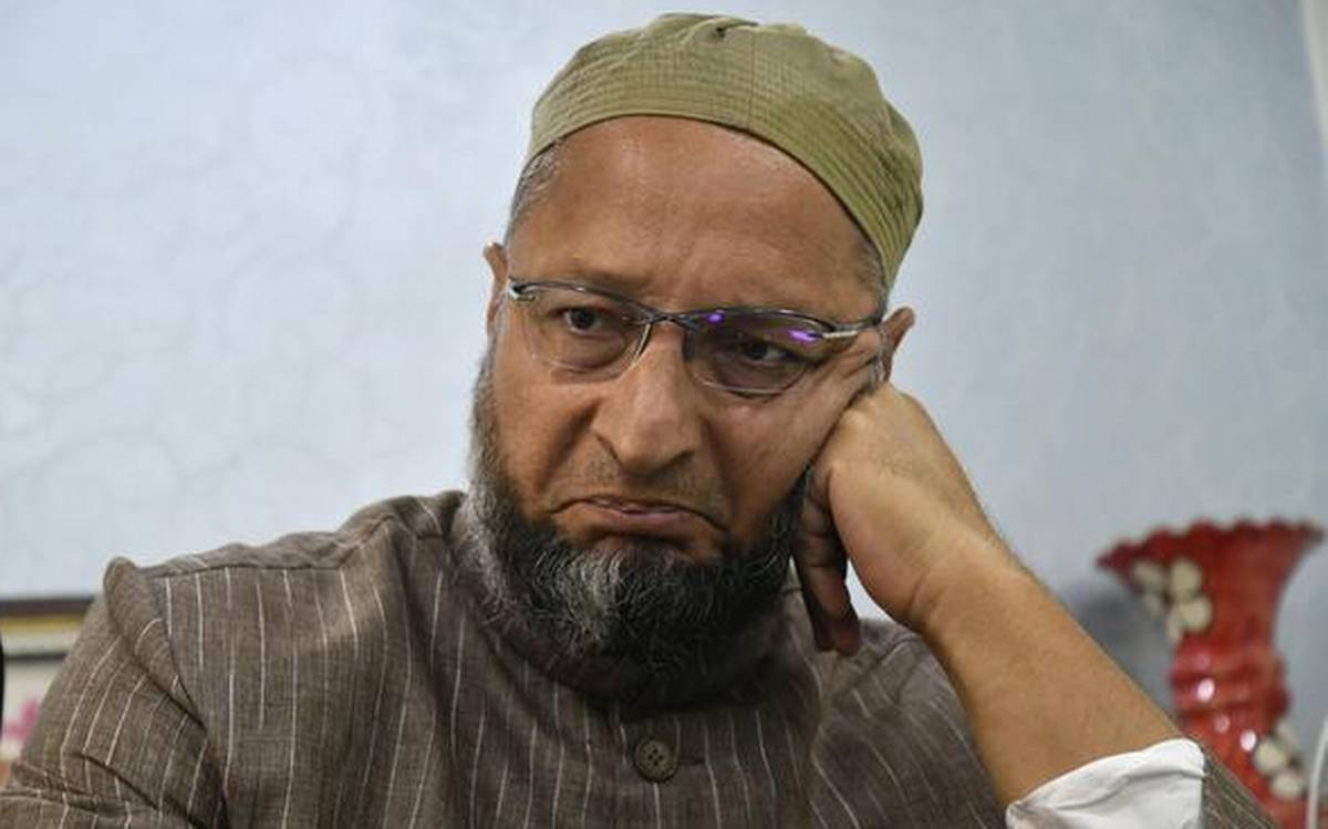 I had always raised the issue of social and educational backwardness of Muslim community: Asaduddin Owaisi