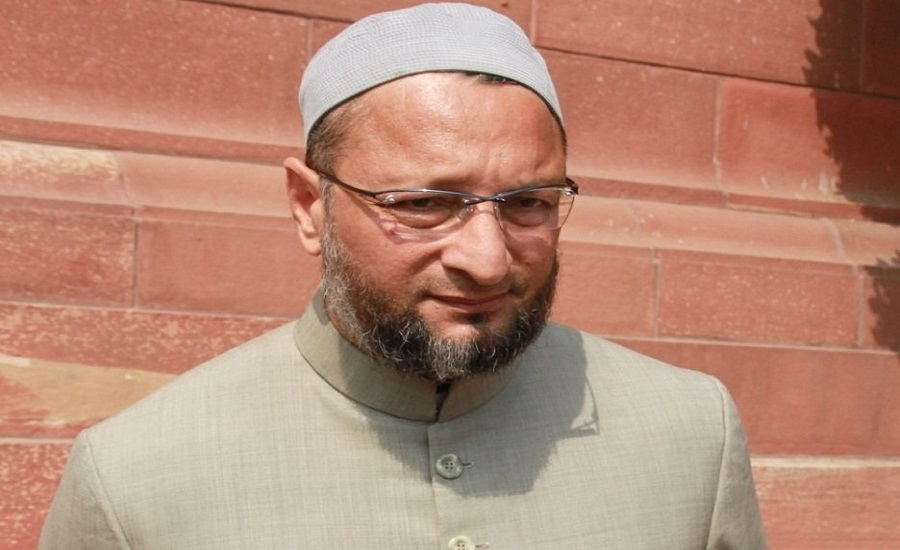 """I was surprised and also pained about Modi's telephone call to Trump to complain about Pakistan: Asaduddin Owaisi"