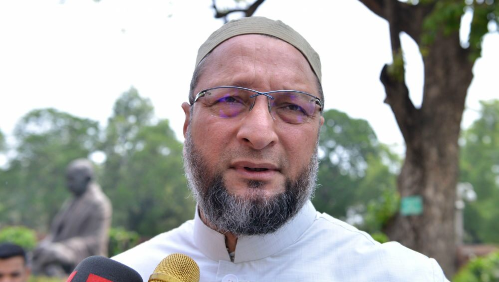 Citizenship Amendment Bill is against the Articles 14 and 21 of the Constitution: Asaduddin Owaisi