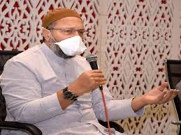 Asaduddin Owaisi appeals to the Muslims to perform Id prayers at their homes
