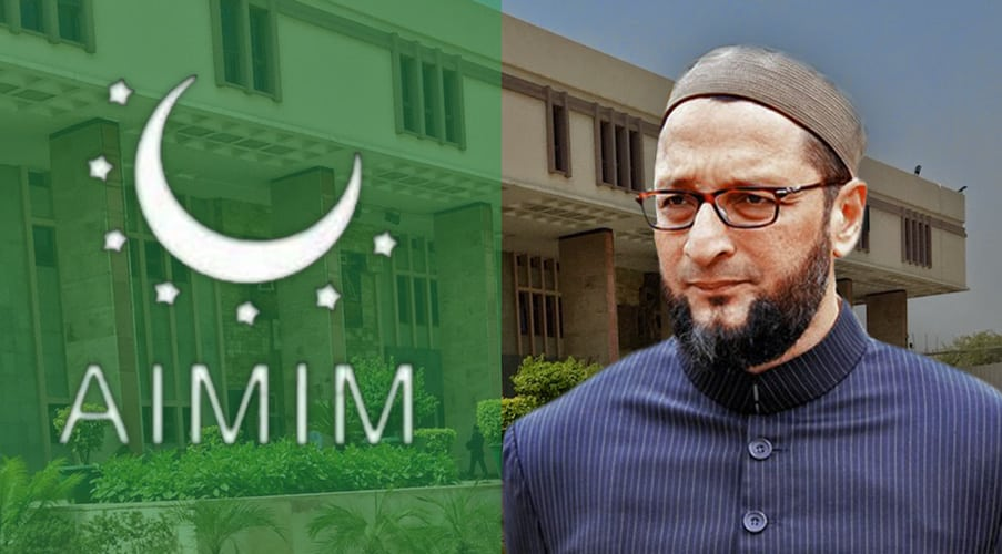AIMIM leading in 2 Lok Sabha seats