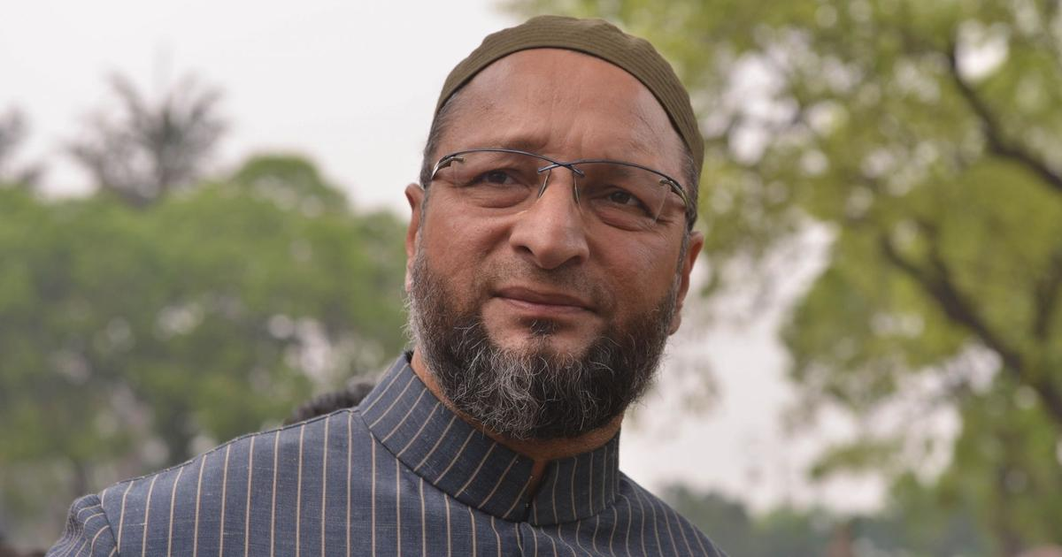 If Modi goes to 2 temples, KCR will go to 6: Asaduddin Owaisi rubbishes BJP