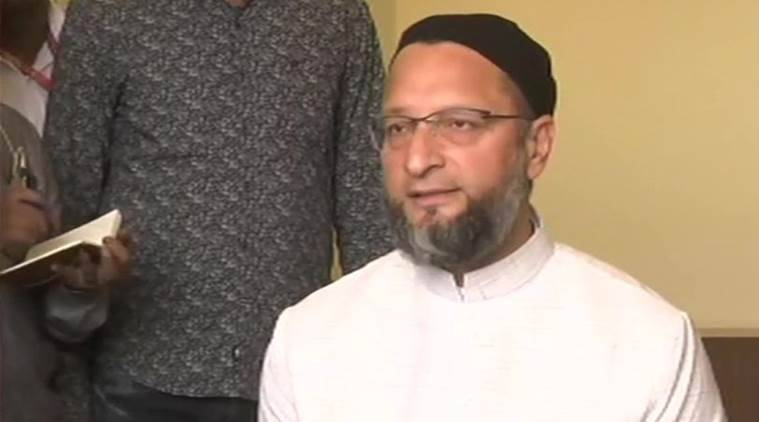 Constitution gives liberty to every citizen to adopt any religion of his or her choice: Asaduddin Owaisi
