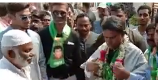 AIMIM MLA Candidate Kausar Mohiuddin Election Campaign at Hakeempet In karwan Constituency