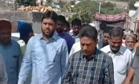 Kausar Mohiuddin visits Various Divisions in Karwan Constituency