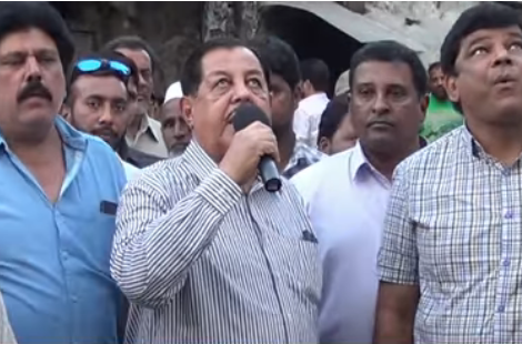 Mumtaz Ahmed Khan visits various divisions in CHARMINAR Constituency