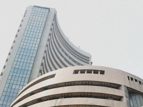 Sensex slips below 35,000 in early trade