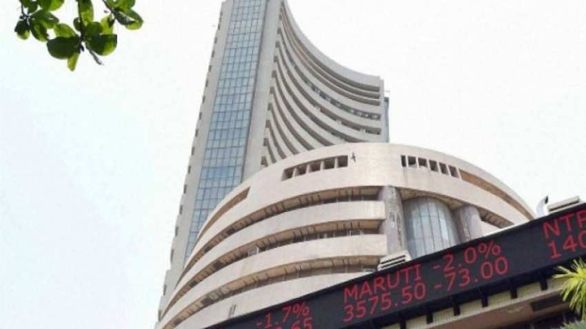 Sensex falls over 100 points dragged by banking, energy and IT stocks