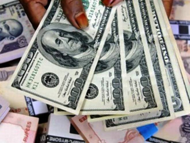 Rupee slips 13 paise against US dollar