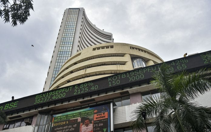 Sensex zooms over 600 points in early trade