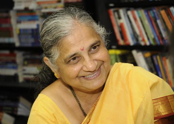 Infosys Sudha Narayana Murthy to be sworn in as TTD member today