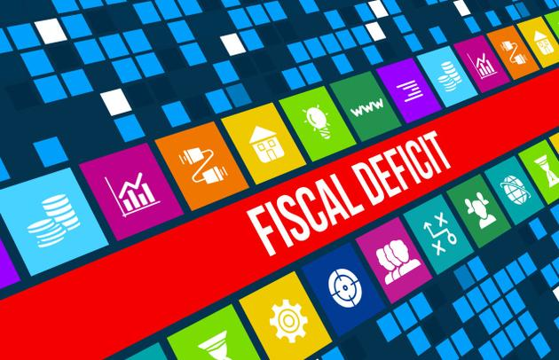 April 2016-Feb 2017 fiscal deficit at Rs.6.05 lakh crore