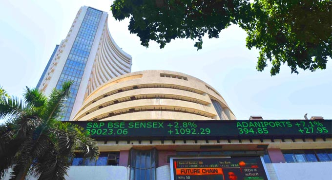 Sensex rallies over 300 points in opening session