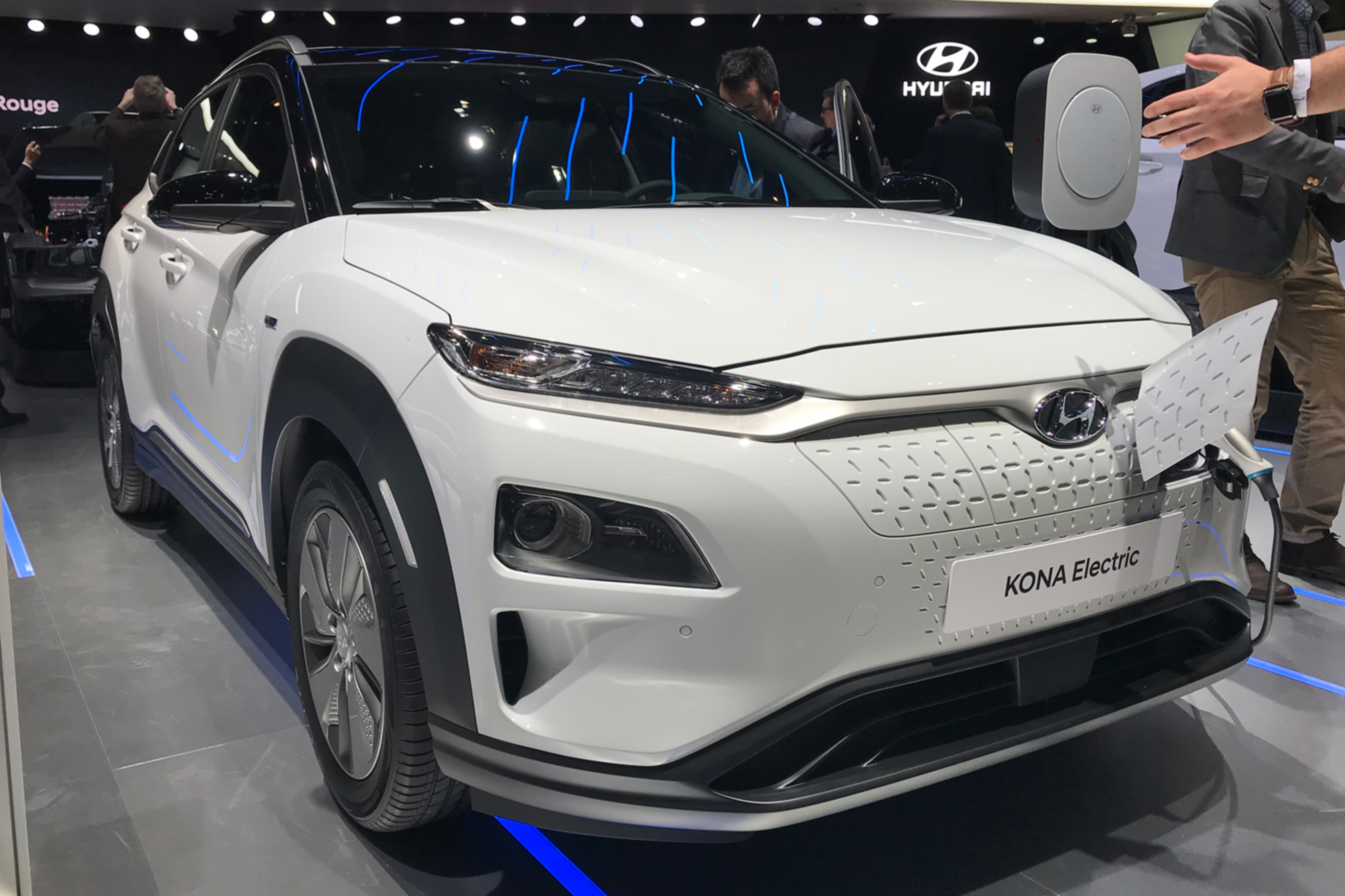 Hyundai Kona electric SUV launched in India