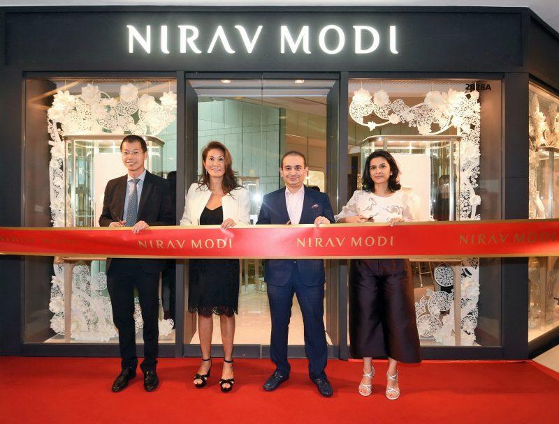 Nirav Modi launches second boutique store in Delhi-NCR