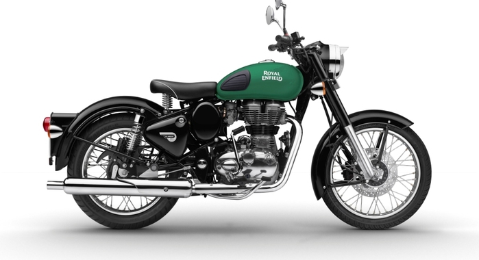 Royal Enfield introduces Redditch series on Classic 350