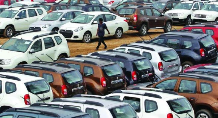Auto stocks tumble up to 9 pc as sales in India see sharpest fall in 19 yrs in July