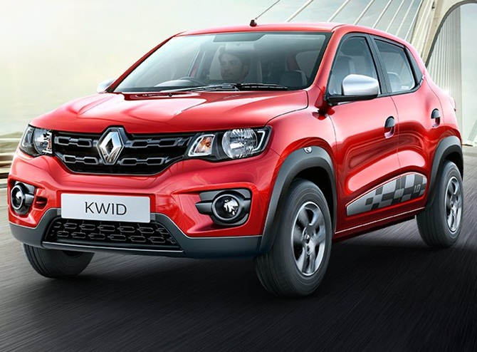 Renault India launches new Kwid