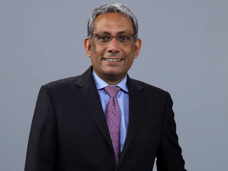 Venkatesan named Infy co-chairman