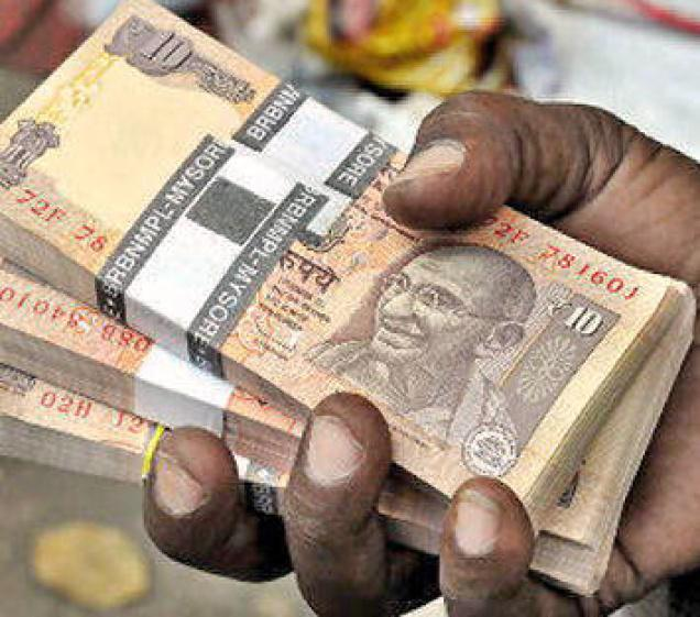 Rupee plunges 19 paise against US dollar