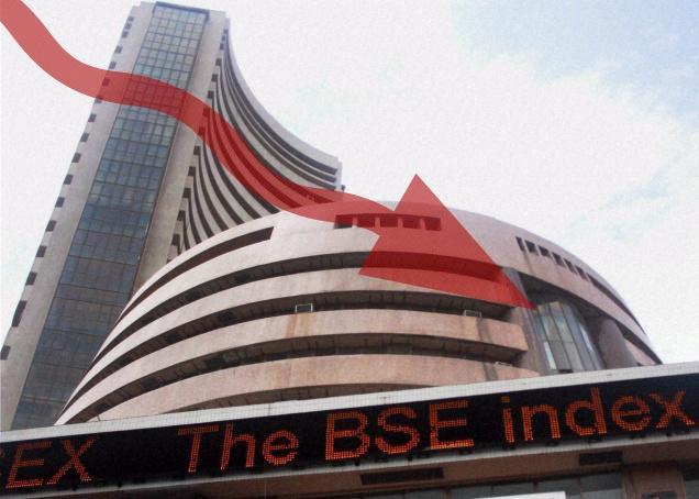 Sensex falls in closing trade as Indian army blasts Pakistan border posts