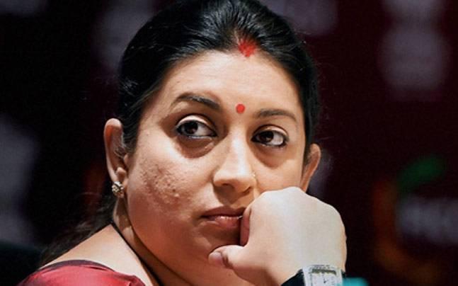 After Rahul Gandhi its time for Smriti Irani sher