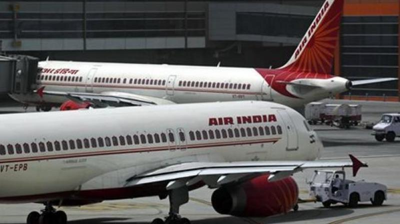 Air India passengers wait 3 hrs in plane as tech snag delays flight