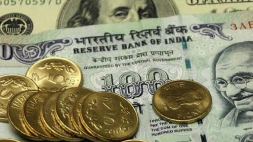 Rupee falls 22 paise against US dollar in early trade