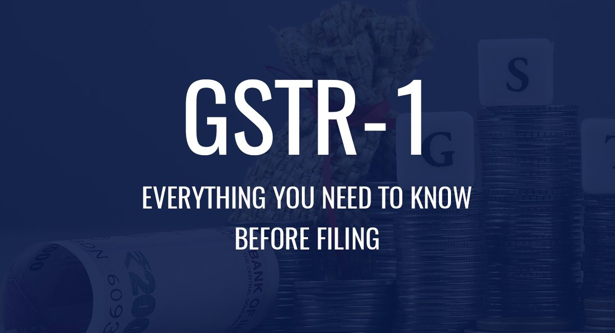 Last date for filing GSTR-1 for July ends today