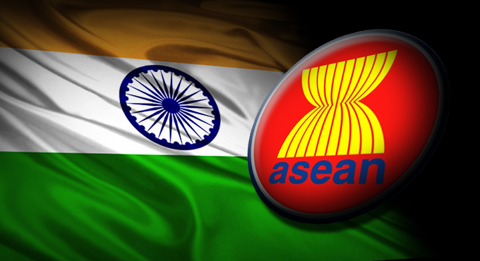 India, ASEAN set target of $100 billion trade to be achieved by 2020