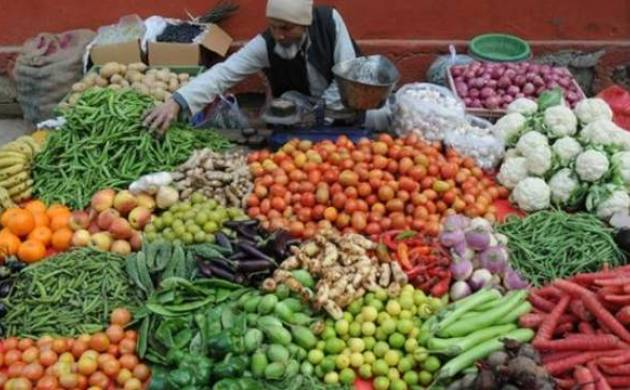 Retail inflation at 3.28 percent in September