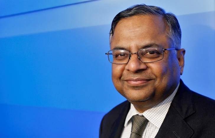 N Chandrasekaran  to take over as Tata Sons Chariman today