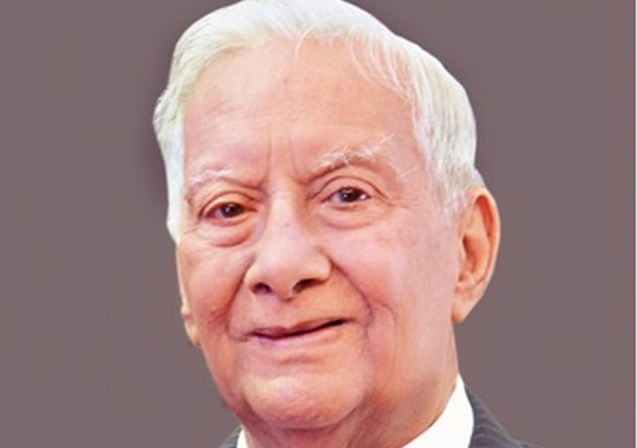 Industrialist B K Birla passes away