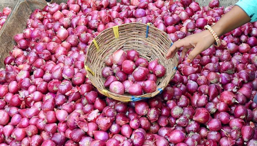 Government imposes stock limit to check rise in onion prices