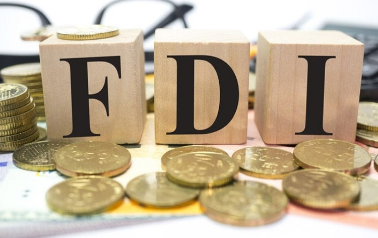 FDI inflow registered growth of 79% during last 6 years